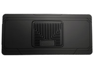 53001 | Black Husky Liners Rear Center Floor Liner