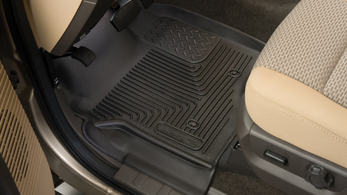 Custom Molded Rubber Floor Liner