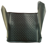 83711 | Black Husky Liner Center Hump Floor Liner