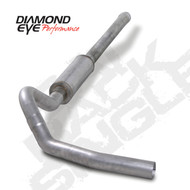 Diamond Eye 2006-2007 Duramax Cat Back Exhaust Systems