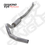 Diamond Eye 2001-2007 Duramax Turbo Back Exhaust Systems