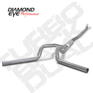 Diamond Eye 2001-2007 Duramax Turbo Back Dual Exhaust Systems