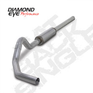 Diamond Eye 2004-2007 Cummins Cat Back Exhaust