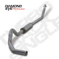 Diamond Eye 1994-2002 Cummins Turbo Back Exhaust