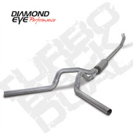 Diamond Eye 2004-2007 Cummins Turbo Back Dual Exhaust