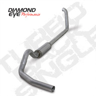 Diamond Eye 1999-2003 Powerstroke Turbo Back Exhaust