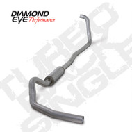 Diamond Eye 2003-2007 Powerstroke Turbo Back Exhaust