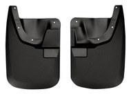 Husky Liners Custom Molded Front Mud Flaps | 2011-2014 Ford Super Duty