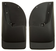57401 | Ford Super Duty Rear Mud Flaps Custom Molded