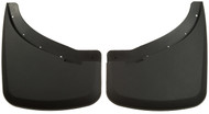 57841 | Husky Liners Rear Mud Flap Guards | Silverado & Sierra Dually Trucks