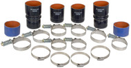 BD Diesel 1999-2003 Powerstroke Intercooler Hose & Clamp Kit | 1047030