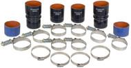 BD Diesel 1999-2003 Powerstroke Intercooler Hose & Clamp Kit | 1047030