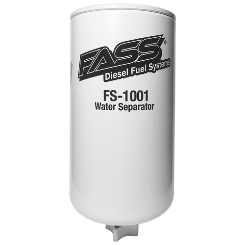 FASS Fuel Filter and Water Separator Replacement #FS-1001