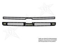 2011-2013 Silverado 1500 Grille LED Light Mount Kit