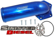 Sinister Intake Elbow | 2008-2010 6.4L Ford Powerstroke