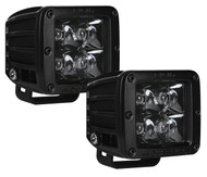 Rigid Industries D-Series Midnight Edition LED Lights