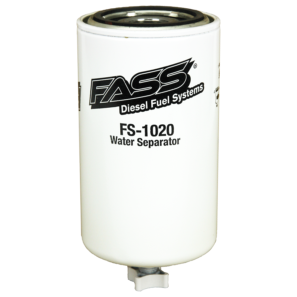 FASS Fuel Systems Replacement Fuel Filter FS-1020 | Texas