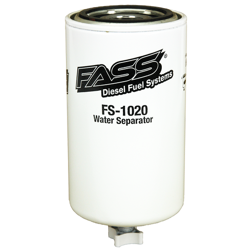 Fass Fuel Systems Replacement Fuel Filter Fs 1020 Texas Diesel Shop