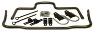 "Hellwig 2010-2012 Cummins 2500|3500 (2""-4"" Lift) Lifted Rear Sway Bar 