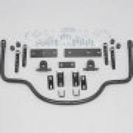Hellwig 1994-2002 Ram 2500|3500 2WD Rear Sway Bars | 7625