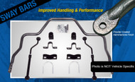Hellwig 2011-2012 F350|F350 Front Sway Bars | 7712