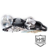 H&S Dual High Pressure Kit for 2011-13 Ford 6.7L Powerstroke