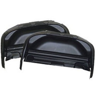 WWGMC99 | Rugged Liner 2001-2007 Sierra Classic 1500/2500/3500 Wheel Well Liners