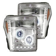 264272CL | Recon Ford Super Duty Headlights