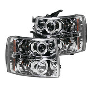 264195CL | Silverado Headlight Replacements