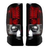 Recon Lighting 1994-2002 Dodge Ram Aftermarket LED Tail Lights