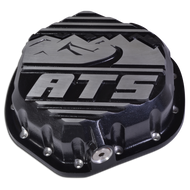 ATS Diesel Ram & Silverado|Sierra 14-11.5 Rear Differential Cover | 4029156248