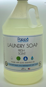 Natural Laundry Soap - Concentrated only one spoon for load