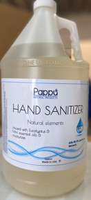 Hand Sanitizer gel By Gallon