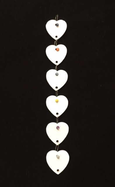 6 - Hearts for Birthday Calendars