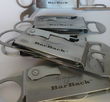 Special Groomsmen package - The Original BarBack Tool Edition One - Buy 5+ tools, receive 25% off! Price includes one name engraving per unit.