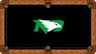 North Dakota Fighting Hawks Billiard Table Felt - Professional