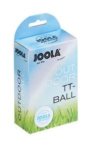 Joola  Table Tennis Balls - Outdoor-Package of 6