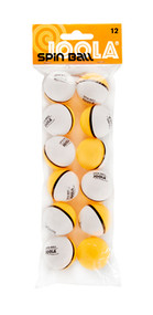 Joola Table Tennis Spin Balls -12 Pack