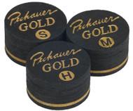 PECHAUER GOLD CUE TIP -  - Single QTPG