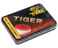 Tiger Laminated Cue Tip-(Box of 12)- - QTTLT12