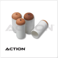 Action  Slip- On Pool Cue Tip  - Single
