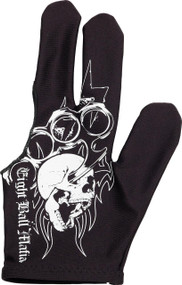 Eight Ball Mafia Billiard  Glove - Bridge Hand Left - BGLEBM01