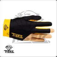 Tiger Billiard Glove -Bridge Hand right-BGRTIG