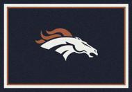 Denver Broncos Spirit Rug