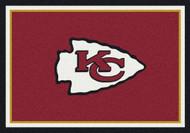 Kansas City Chiefs Spirit Rug