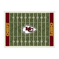 Kansas City Chiefs Home Field Rug