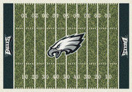 Philadelphia Eagles Home Field Rug