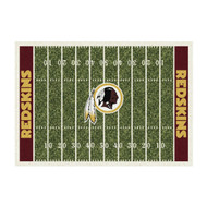 Washington Redskins Home Field Rug