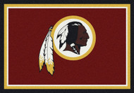 Washington Redskins Spirit Rug