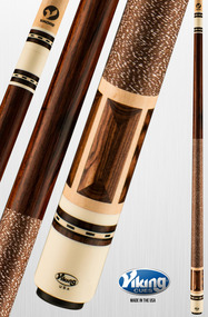 Viking Pool Cue A485